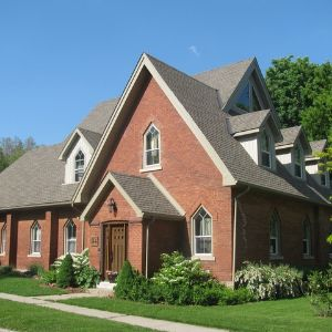 Church House in the Ward