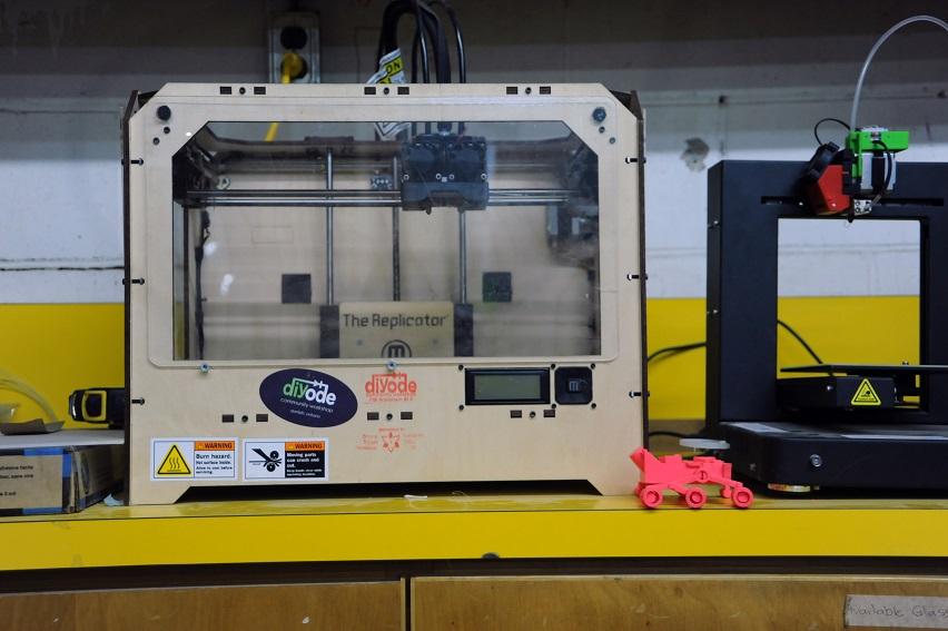 Diyode 3D Printer