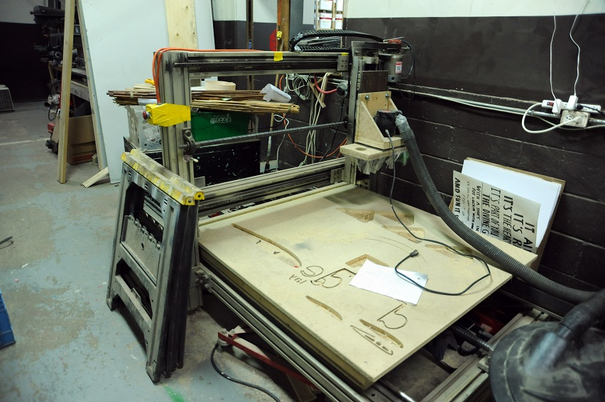 Diyode CNC Router