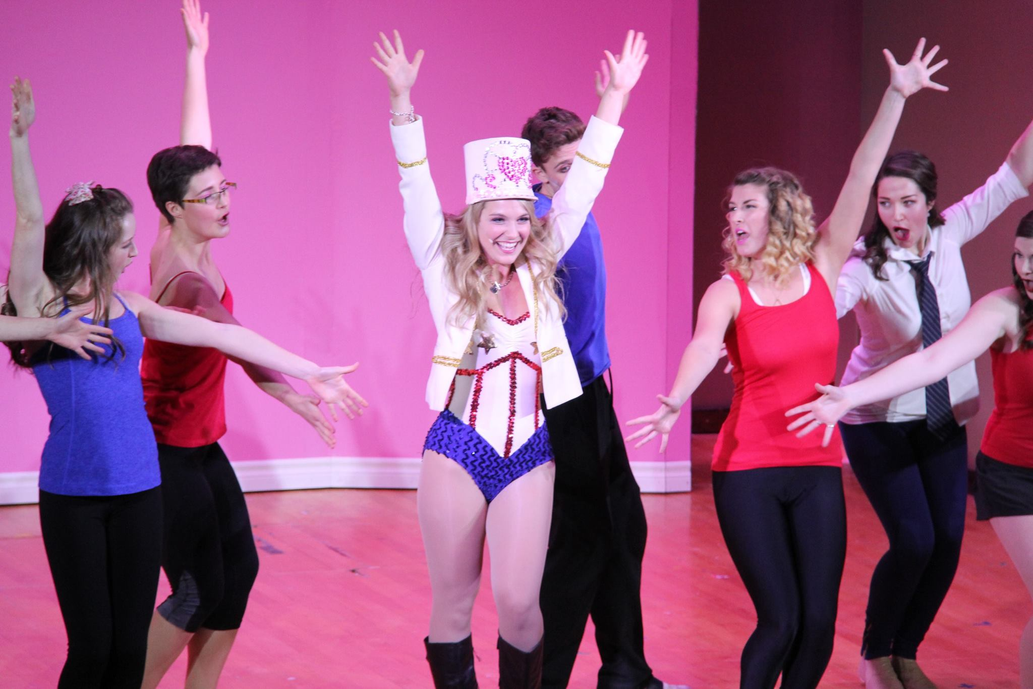 Legally Blonde 2016 1 - Photo by Kimberley Craig Courtesy of Curtain Call Productions