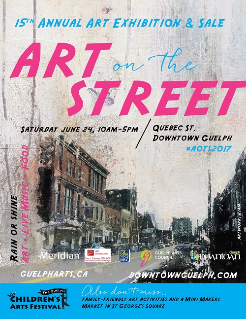 Art on the Street 2017 Poster Final small