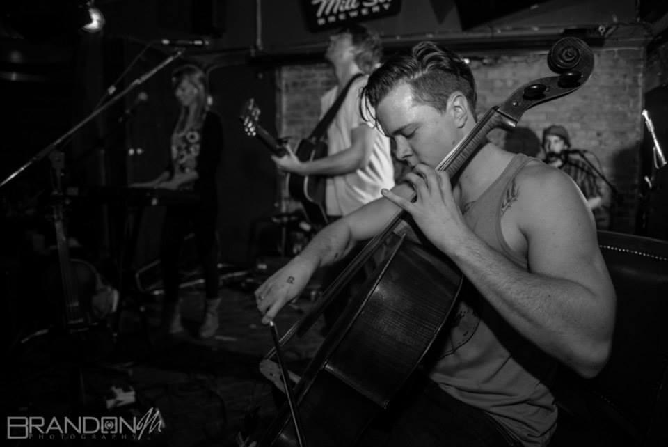 The Howling photo by Brandon Marsh Photography courtesy ot GAIN Music