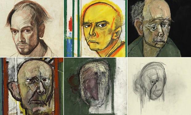 William Utermohlen self portraits 1967 1996 2000