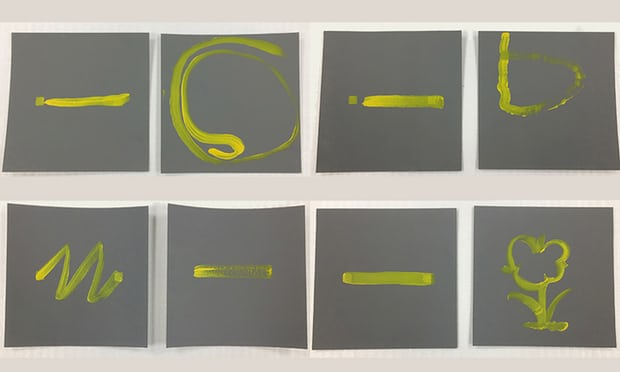 single yellow lines by charlie harrison 2017