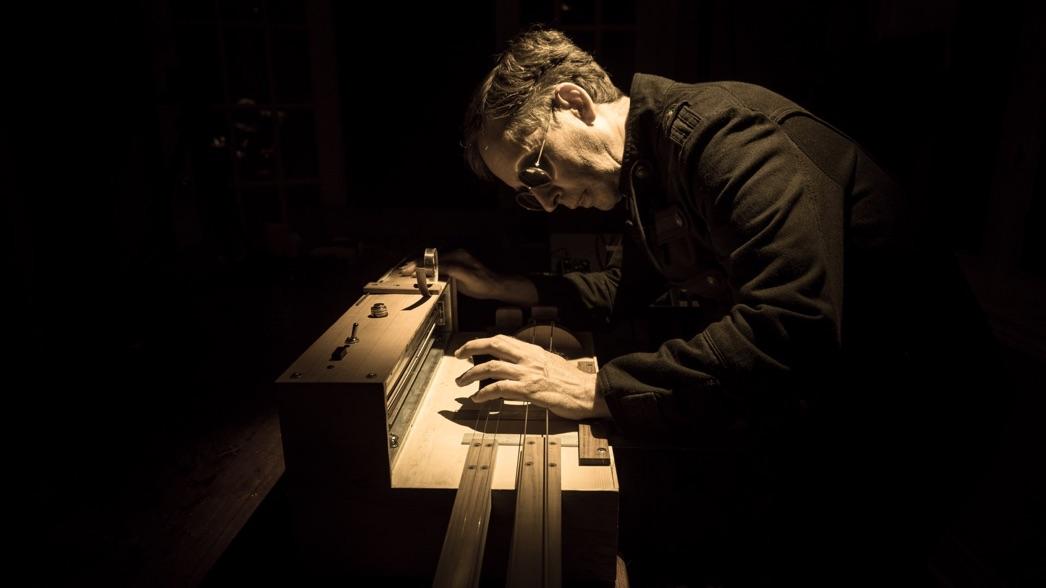 Mark Korven playing Apprehension Engine