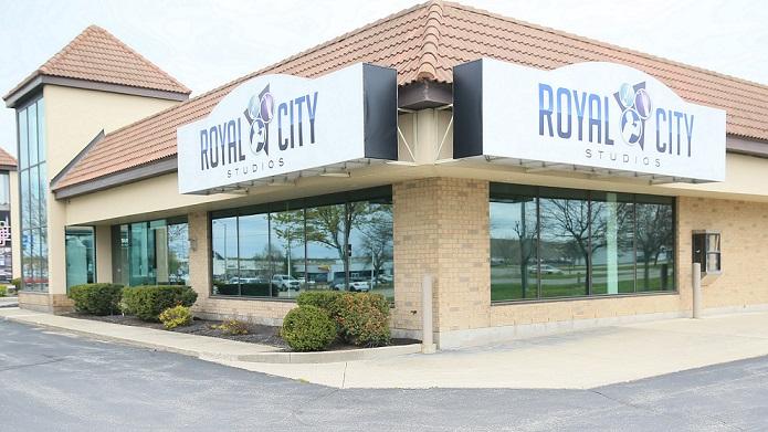 Royal City Studios. Located at 930 Woodlawn Road West Unit 1. Photo credit Ken Sutherland web