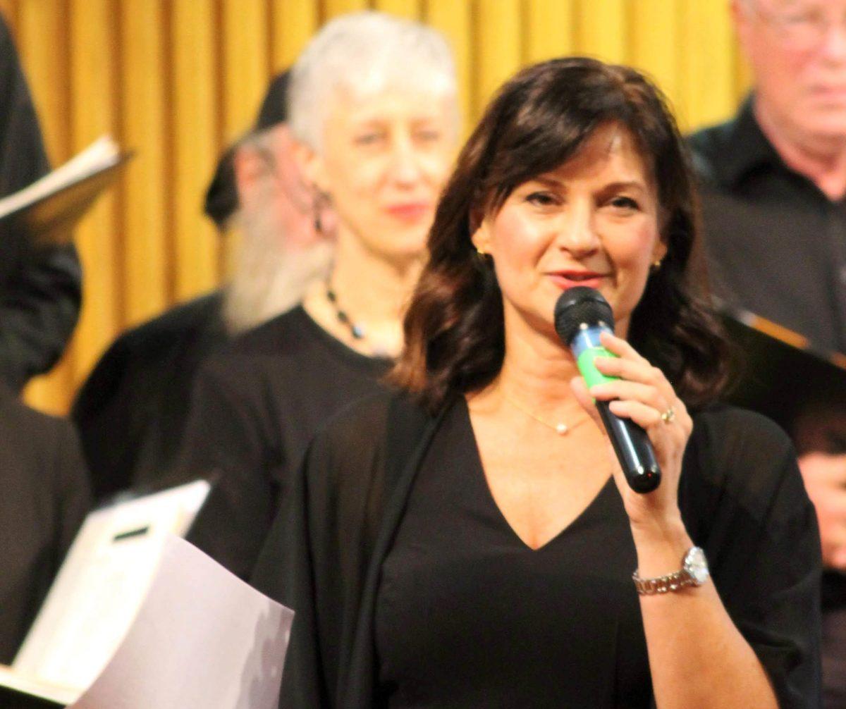 Charlene Pauls GCC conductor2
