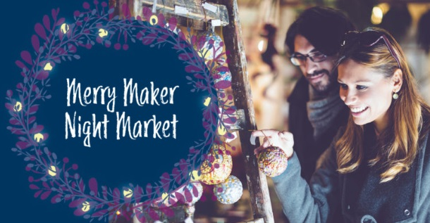 merry maker night market