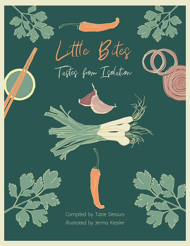Cover Page Little Bites small
