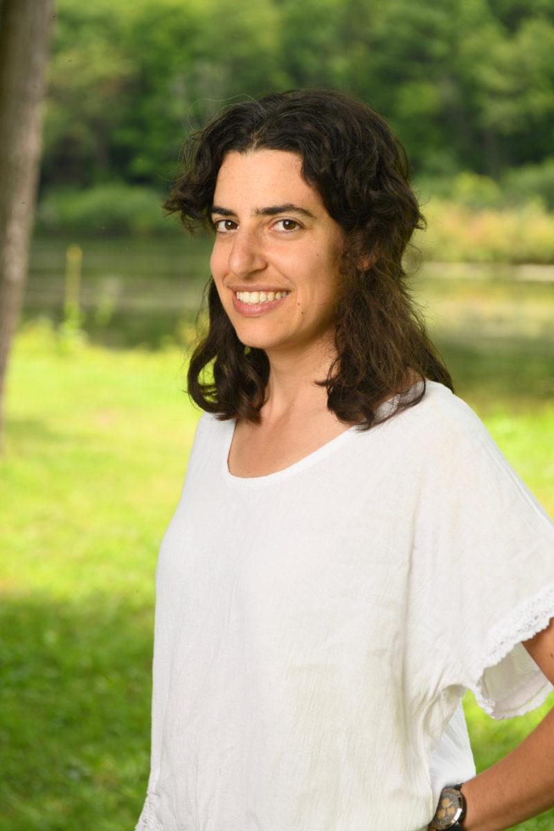 Lauren Stein Photo by Gili Getz