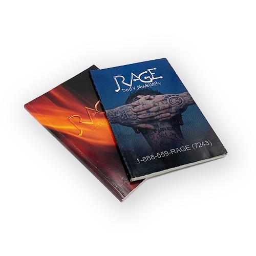 Rage Body Jewellery Product Catalogs Designed By Aron Murch Photo By Aron Murch