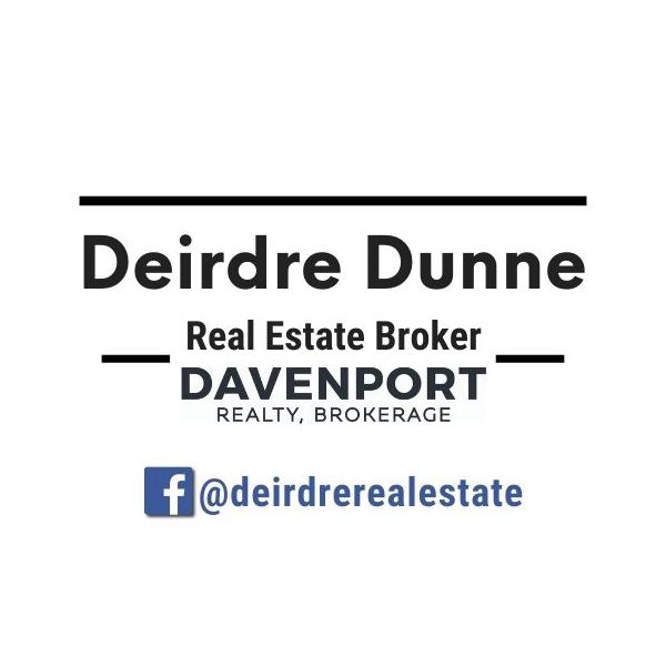 Deirdre Dunne Real Estate Broker